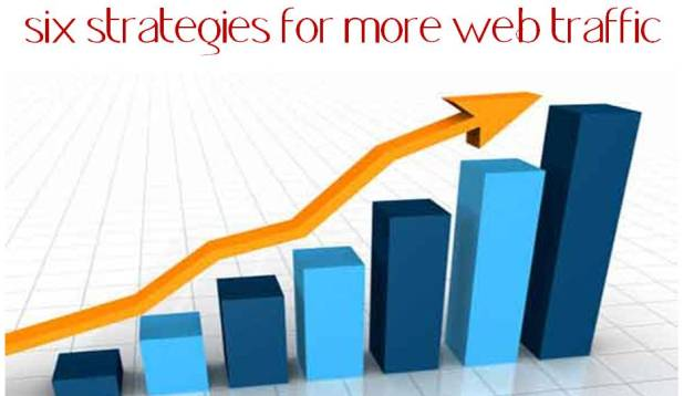 More Web Traffic